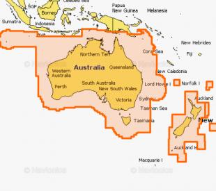 Navionics Map